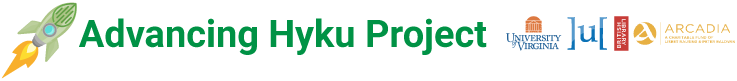 Advancing Hyku Project